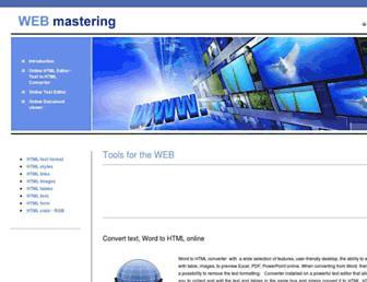 4html.net screenshot