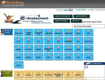 testbag.com screenshot