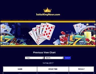 sattakingnews.com screenshot