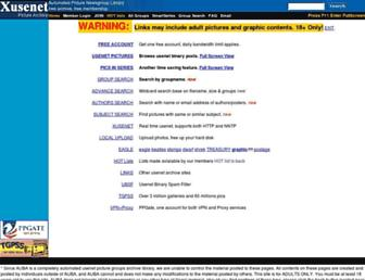 archive.xusenet.com screenshot