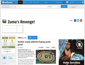 zumas-revenge.en.softonic.com screenshot