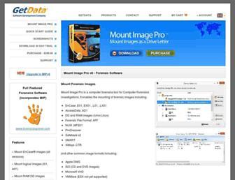 mountimage.com screenshot