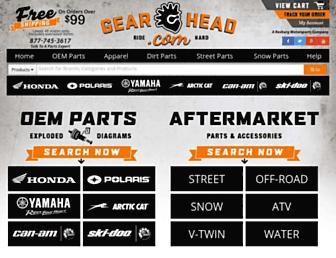Thumbshot of Gearhead.com