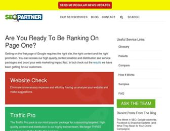 Thumbshot of Seopartner.com