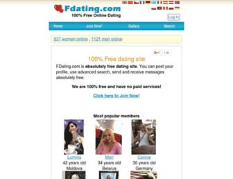 Thumbshot of Fdating.com