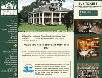 houmashouse.com screenshot