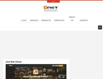 Thumbshot of I-netsolution.com