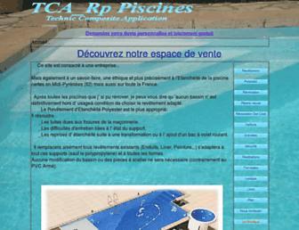 tca-rp.com screenshot