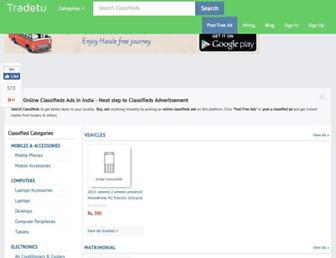 Thumbshot of Tradetu.com
