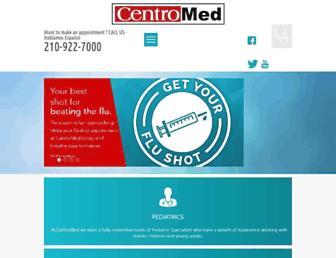 centromedsa.com screenshot