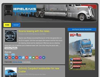 iepieleaks.nl screenshot