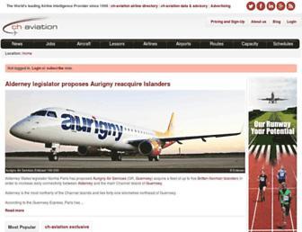 ch-aviation.com screenshot