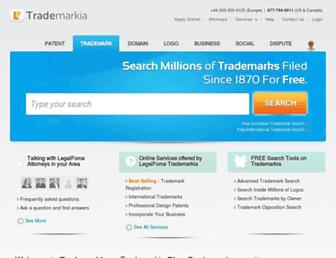 legalforce.com screenshot