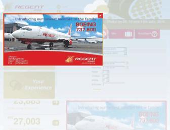 Thumbshot of Flyregent.com