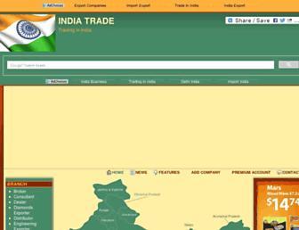 indiatrade.ws screenshot