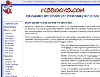 Thumbshot of Tlsbooks.com