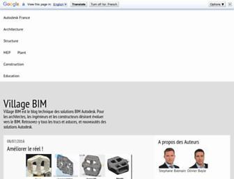 villagebim.typepad.com screenshot