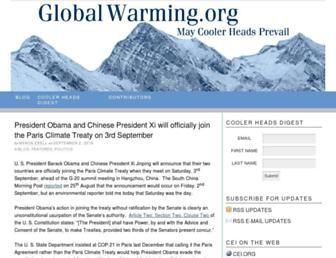 Thumbshot of Globalwarming.org