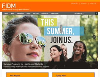 Thumbshot of Fidm.com