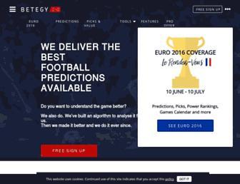 betegy.com screenshot