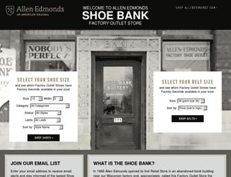 Thumbshot of Shoebank.com