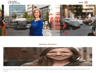 goremutual.ca screenshot