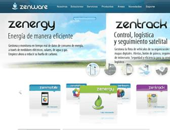 zenware.net screenshot