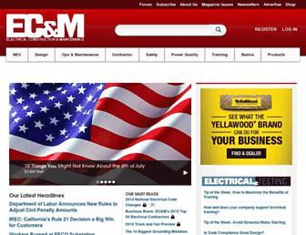 ecmweb.com screenshot