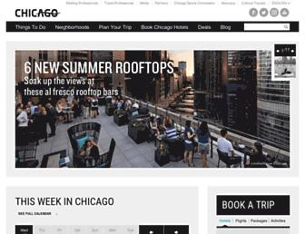 Thumbshot of Choosechicago.com
