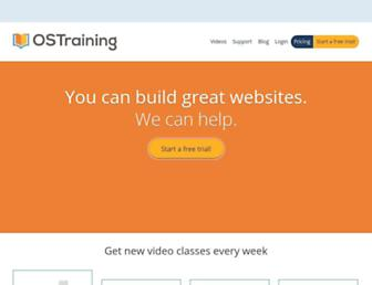 Thumbshot of Ostraining.com