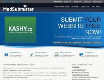 Thumbshot of Madsubmitter.com