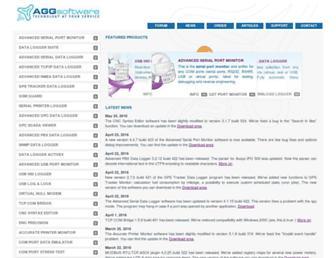 aggsoft.com screenshot