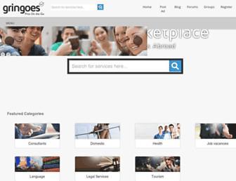 Thumbshot of Gringoes.com