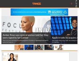 trace.tv screenshot