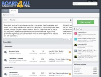 board4all.biz screenshot