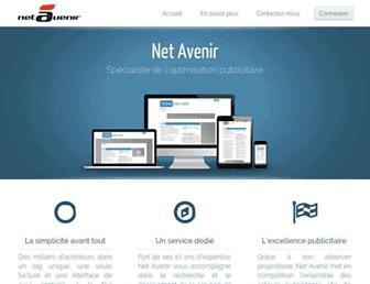 netavenir.com screenshot