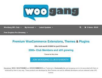 Thumbshot of Woogang.com