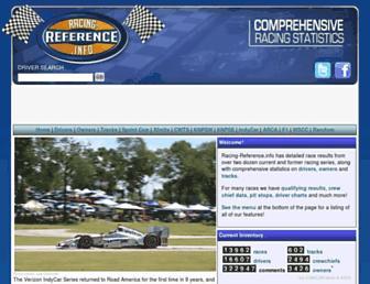 Thumbshot of Racing-reference.info