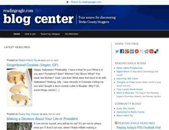 blogcenter.readingeagle.com screenshot