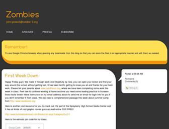 mccleskeyms.typepad.com screenshot