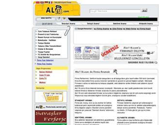 alo118.com screenshot