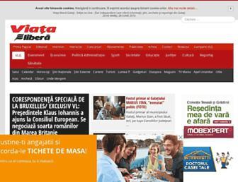 Thumbshot of Viata-libera.ro