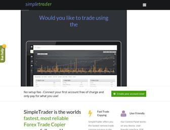 Thumbshot of Simpletrader.net