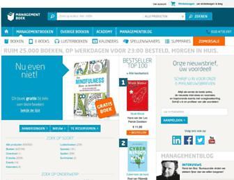 managementboek.nl screenshot