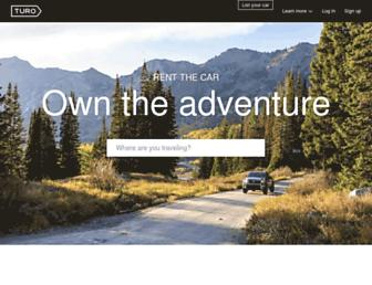 turo.com screenshot