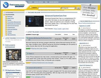 freedownloadcenter.com screenshot