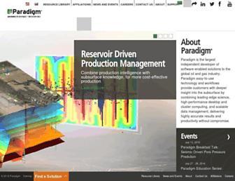 pdgm.com screenshot