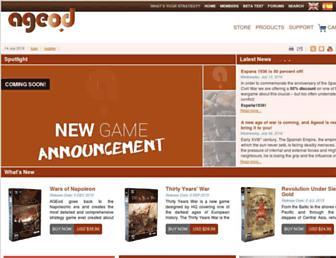 Thumbshot of Ageod.com