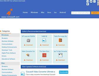 cnmosoft.com screenshot