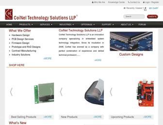 coineltech.com screenshot